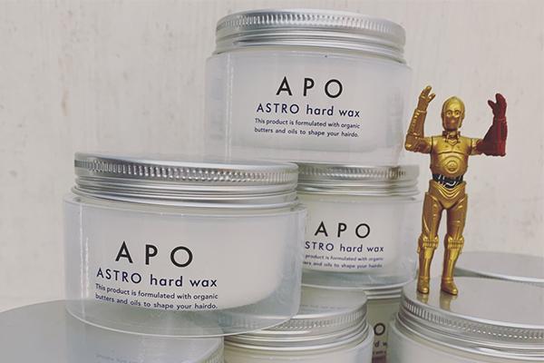 高田馬場 美容室・美容院 ASTRO オリジナル ハードワックス